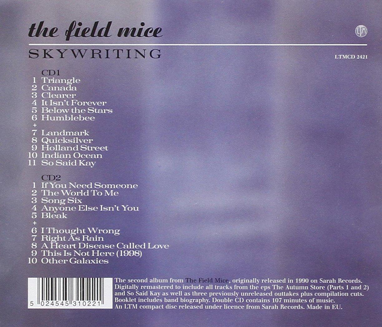 Skywriting + Singles