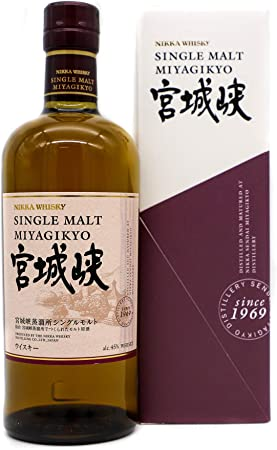 Nikka Whisky Miyagikyo Non Age - 1 x 0.7 l