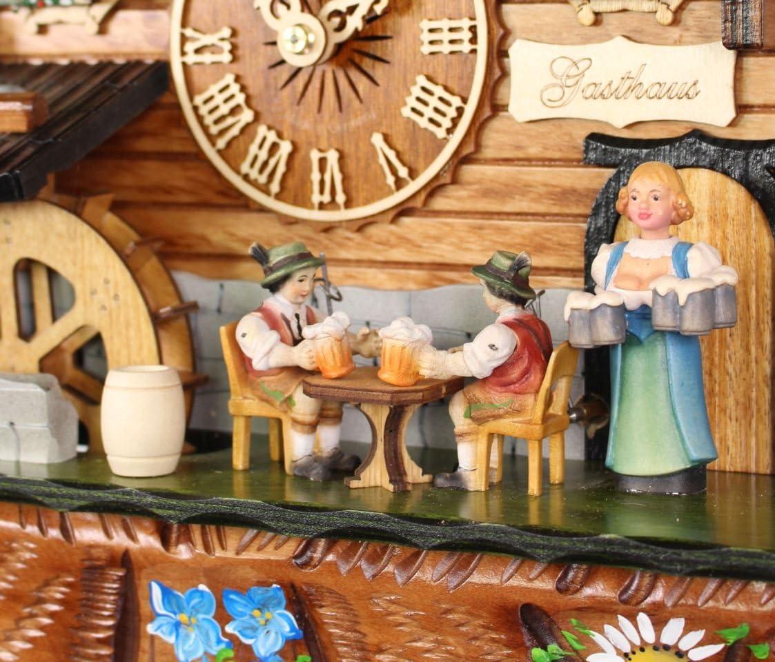 Adolf Herr Cuckoo Clock – The Bavarian Guesthouse