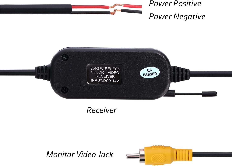Cipotziz 2 4g Wireless Transmitter And Receiver For Car Elektronik