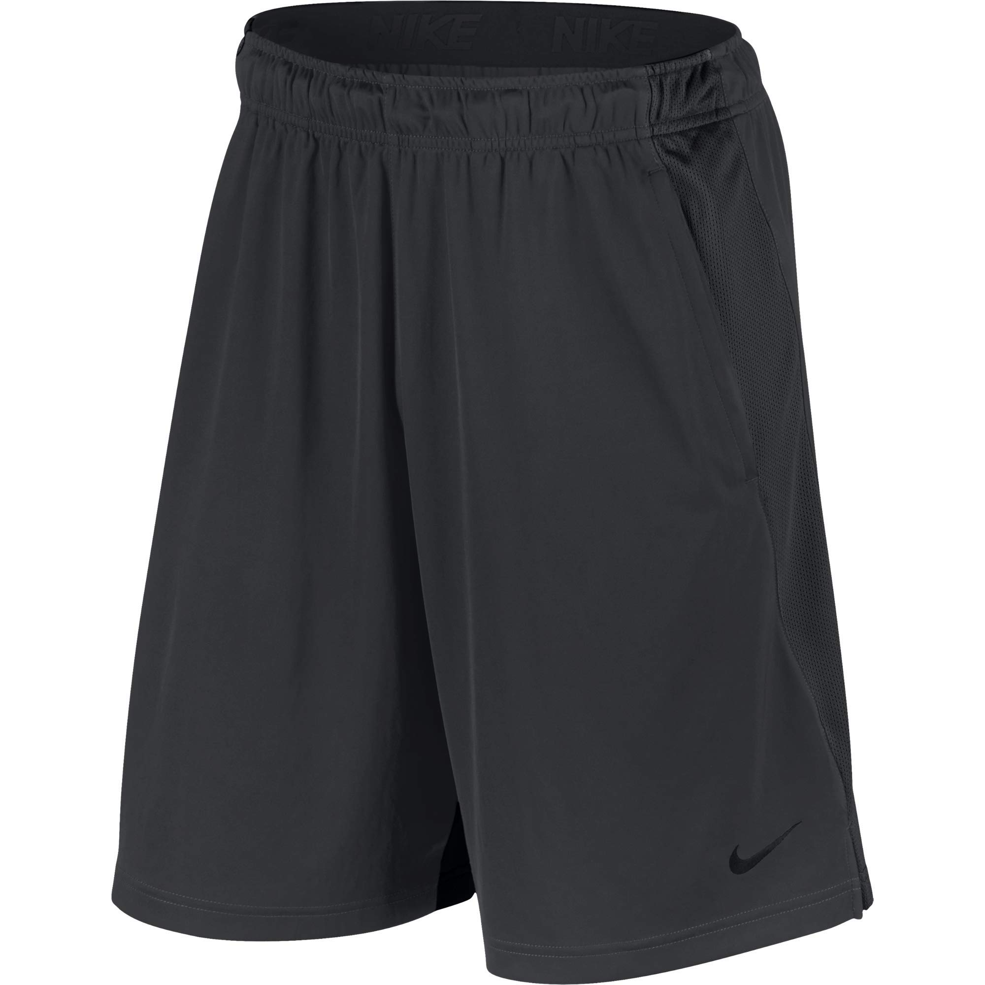 Nike Men's Dry Training Shorts, Anthracite/Anthracite/Black, X-Large by Nike