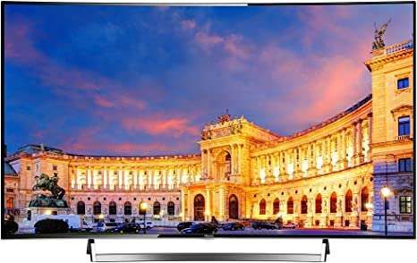 Hisense 55 inch Smart Ultra HD 4K LED TV - Televisor, negro y plata: Amazon.es: Electrónica