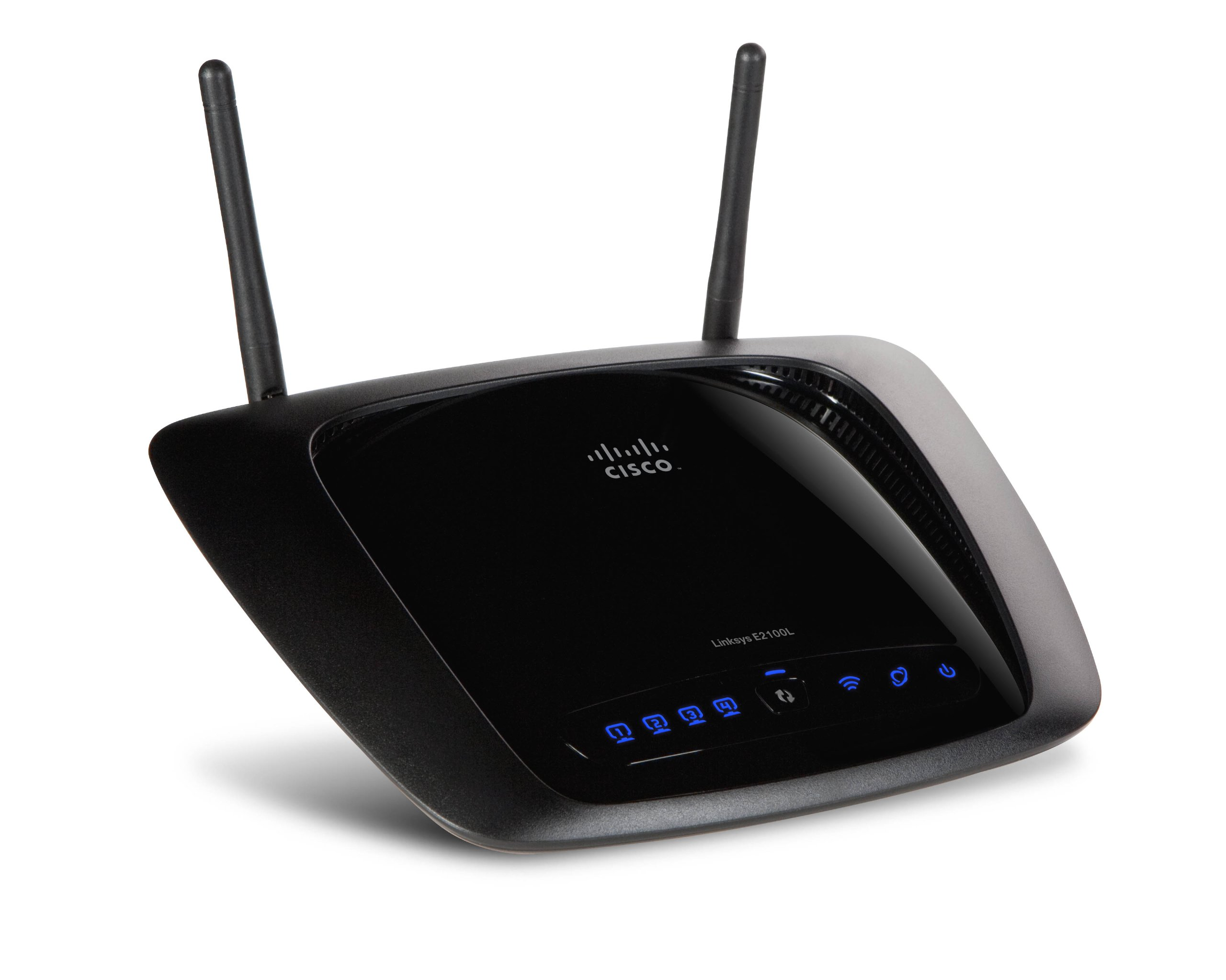 Cisco-Linksys E2100L Advanced Wireless-N Router by Linksys