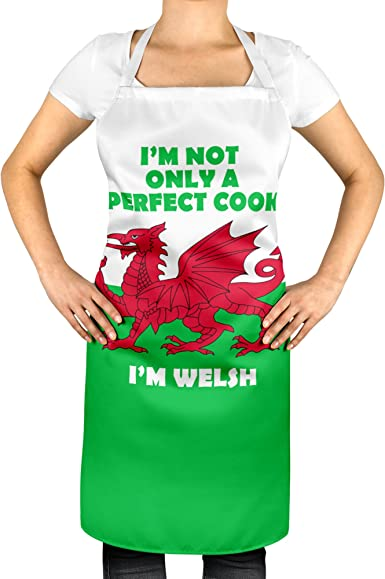Welsh Dragon Flag Within A Heart Adult Mens Sports Long Sleeve Hoody T Shirt