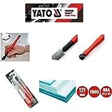 Yato yt-7560–Couteau pour verre 177mm Yato