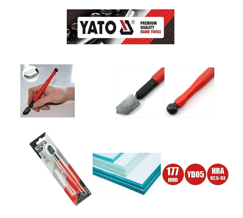 YATO YT-7560 - vidrio 177mm cortador de aceite