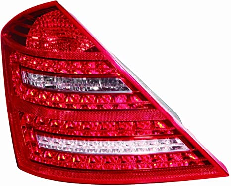 Amazon.com: Depo Mercedes-Benz S550 Tail Lamp Assembly con ...