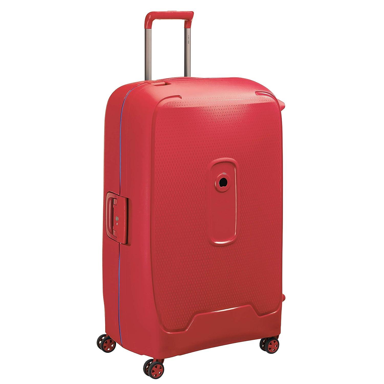 Delsey Paris Monceyスーツケース、82 cm、136 L、レッドスター B07JVX3JH7