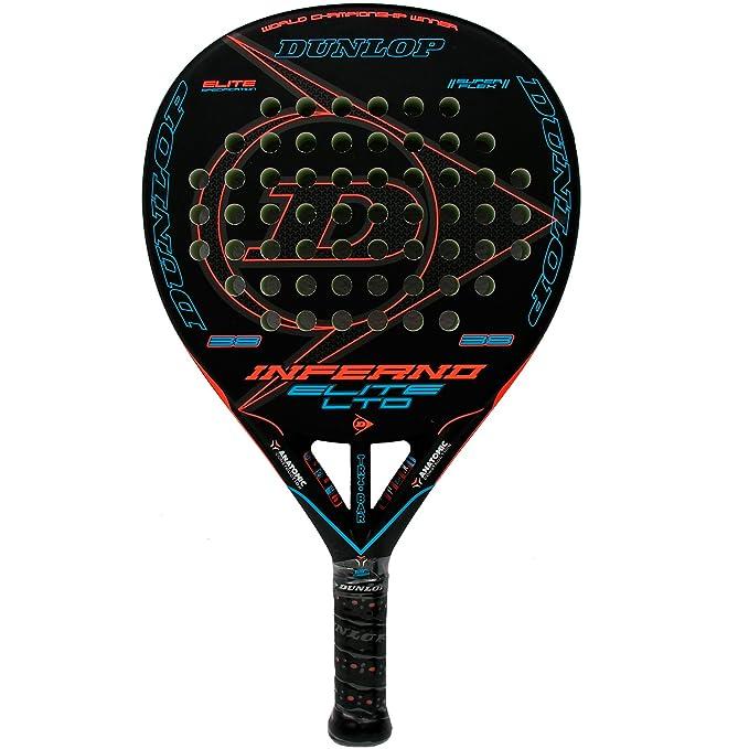 Pala de pádel Dunlop Inferno Elite LTD Blue