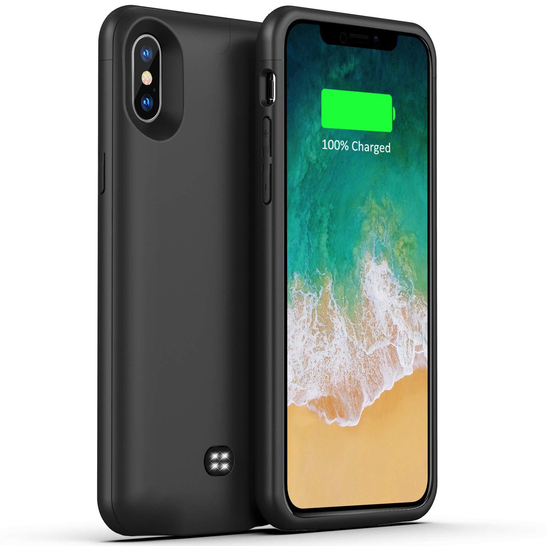 Funda Con Bateria de 4600mah para Apple Iphone X/Xs U-GOOD [7HK6HGB4]