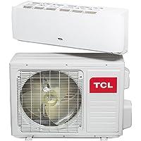 TCL Split Klimaanlage CE 9000 BTU 2,6 KW Inverter 09CHSA/CEI Quick-Connector HEIZUNG + Halterung + 4m vor gefüllte Kupferleitungen, EEK: A+