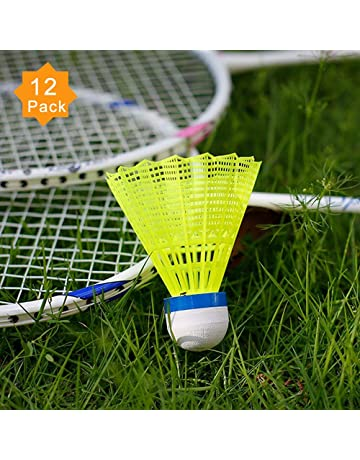 Design; Reasonable 12pcs Sports Shuttlecocks Nylon Feather Training Badminton Durable For Ball Gym Novel In