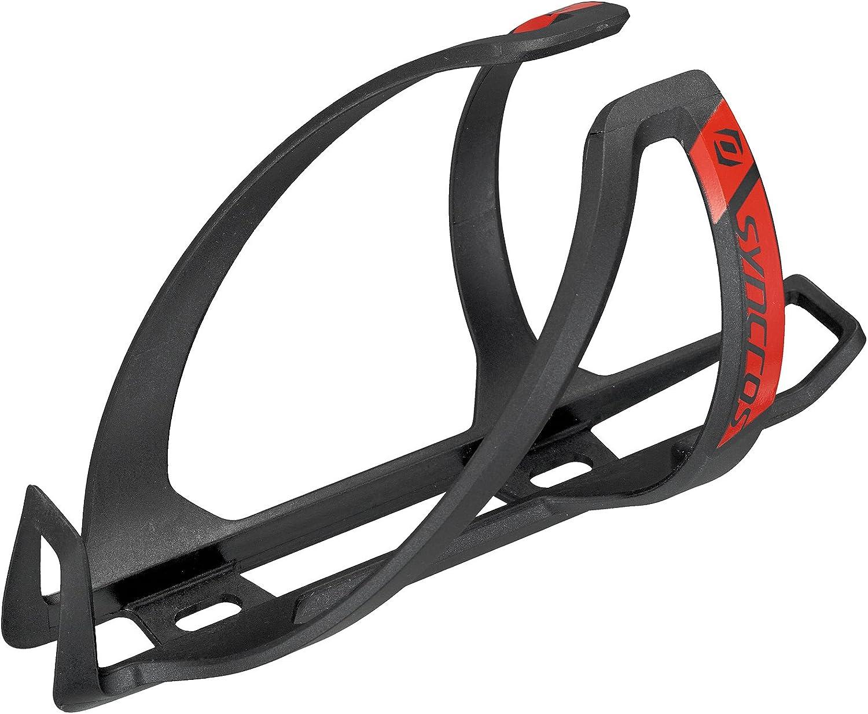 Syncros Coupe Cage 2.0 Portabotella para Bicicleta, Color Negro ...