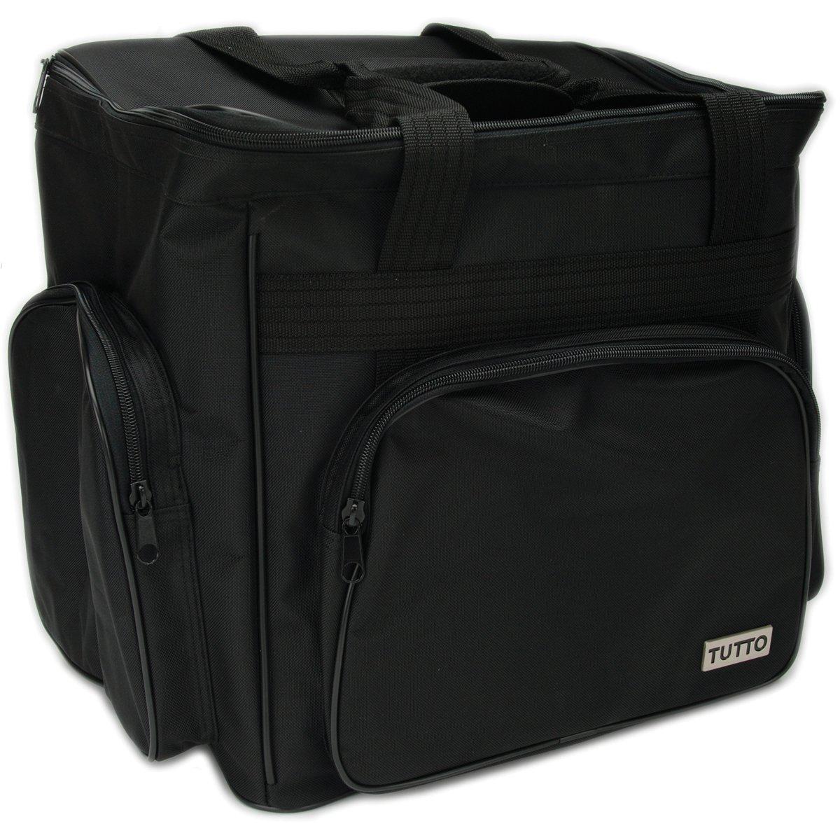 TUTTO Serger & Accessory Bag 14-1/2X14-1/2-Black