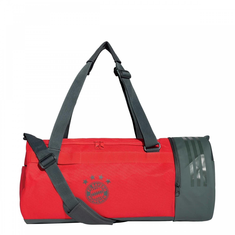 2018-2019 Bayern Munich Adidas Team Bag (Red) B07CPNPY9YRed One Size