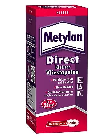 Metylan Direct Kleister für Vliestapeten / Rollkleister / 200 g ...