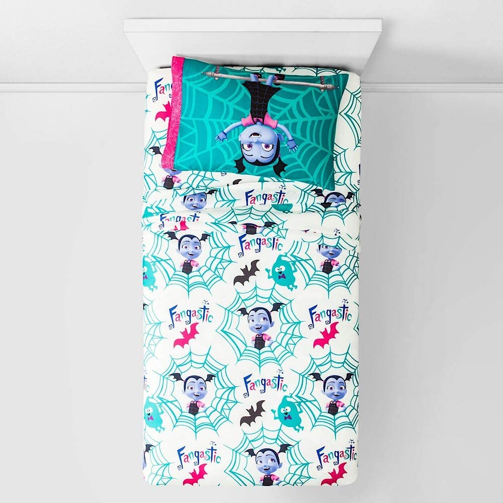 Vampirina Kids Twin Bedding Sheet Set