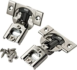 1/2'' Blum Compact Soft-close Blumotion Overlay Hinge - pack of 50 (25 Pair)