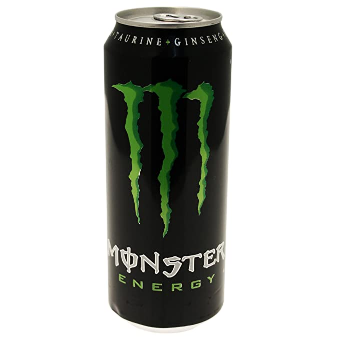 AUCUNE - MONSTER Energy Original 50cl (x12): Amazon.es: Alimentación y bebidas
