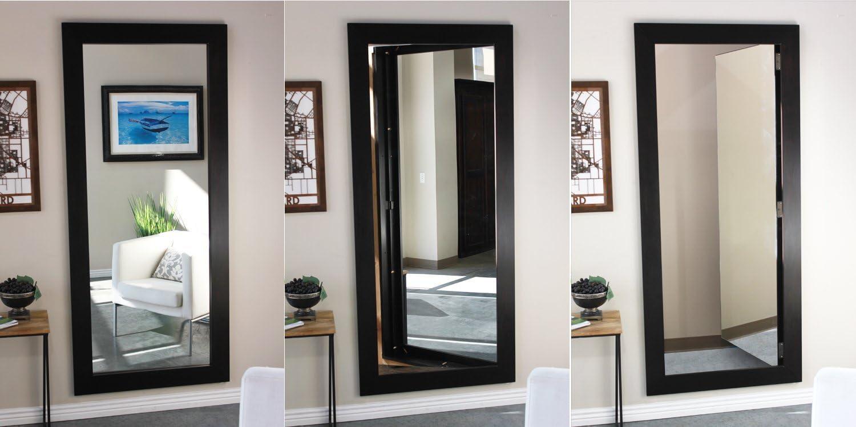 Secreto espejo puerta: Amazon.es: Bricolaje y herramientas