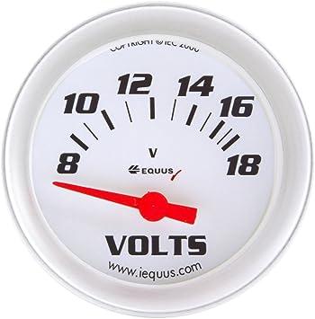 Equus 8268 Voltmeter