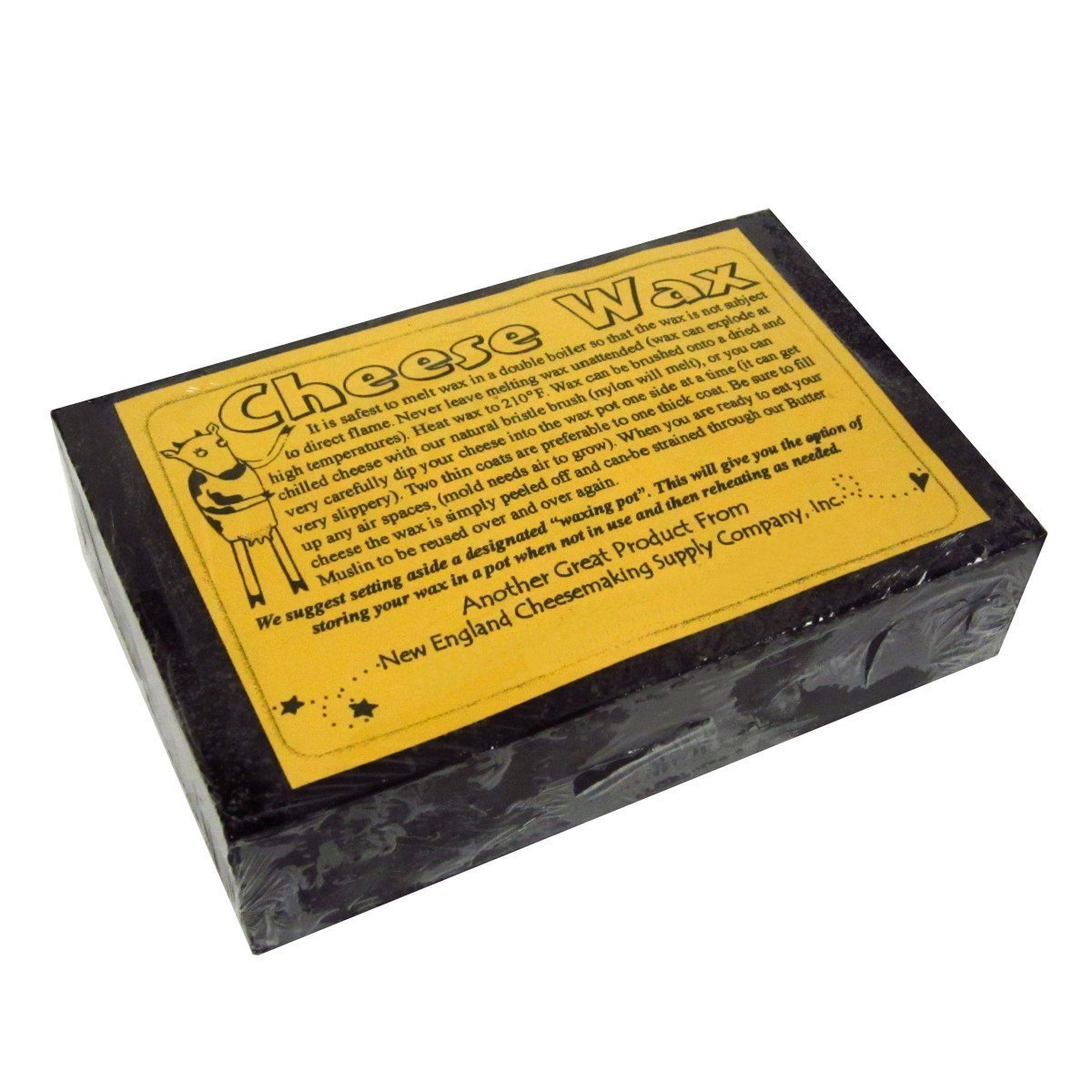 Black Cheese Wax 1lb BW1
