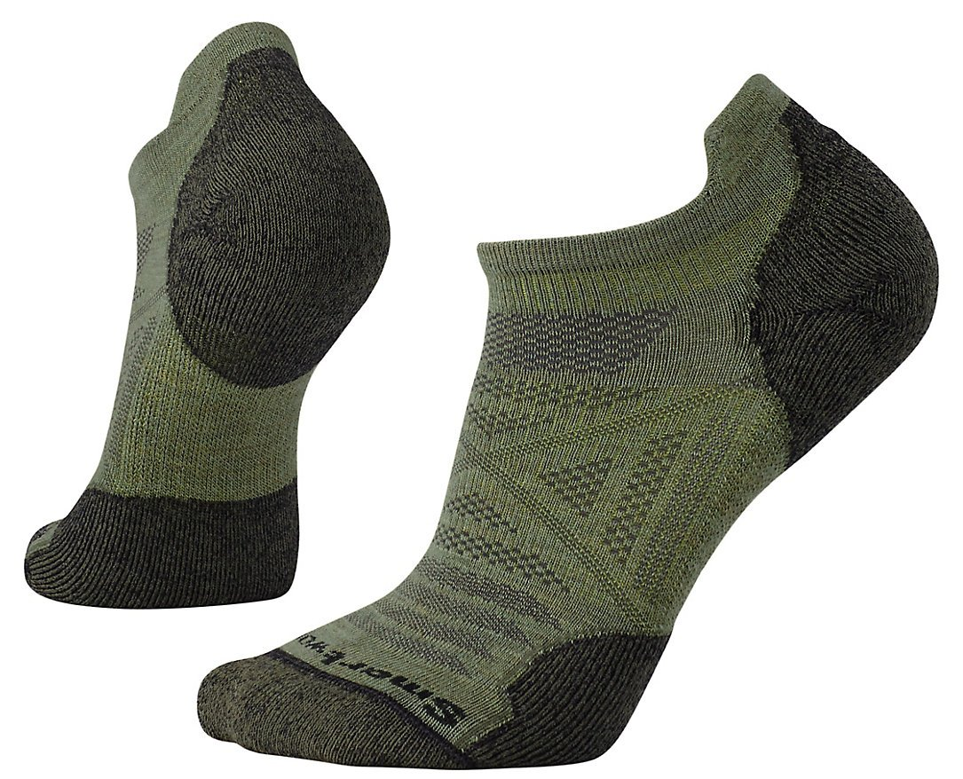 Smartwool Men's PhD Outdoor Light Micro Socks (Light Loden) X-Large