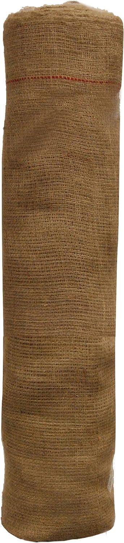 Easy Gardener 3103 3x150 Natural Burlap Weed Barrier Fabric, 3'X150', 3 ft X 150 ft Tan