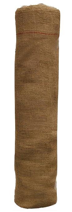 Easy Gardener 3103 3x150u0026quot; Natural Burlap Weed Barrier Fabric, ...