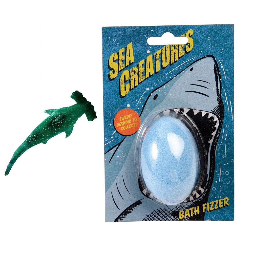 Sea Creatures Bath Fizzer Rex International Ltd