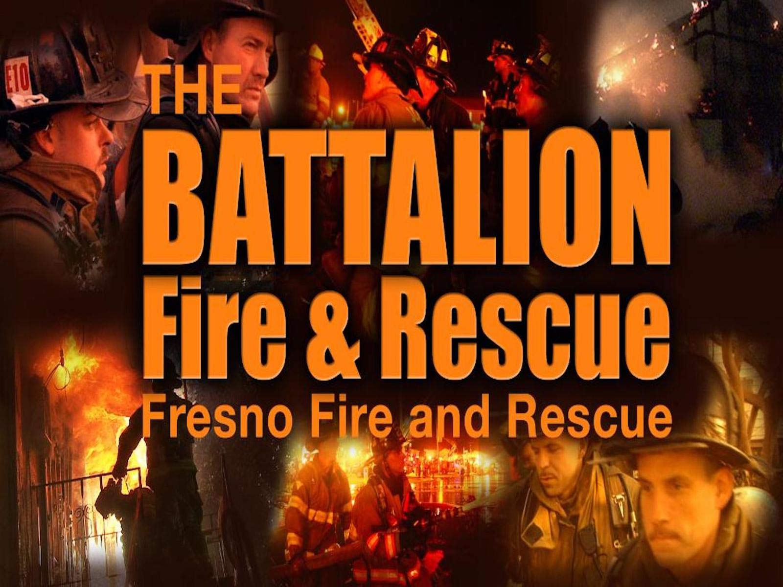The Battalion Fire and Rescue TV Series - Season 1