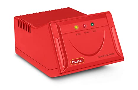 CAPRI Electronic Voltage Stabilizer for 300 Litre Refrigerator