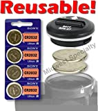 Midwest Speciality PetSafe RFA-67 Compatible Reusable Battery Holder Adapter