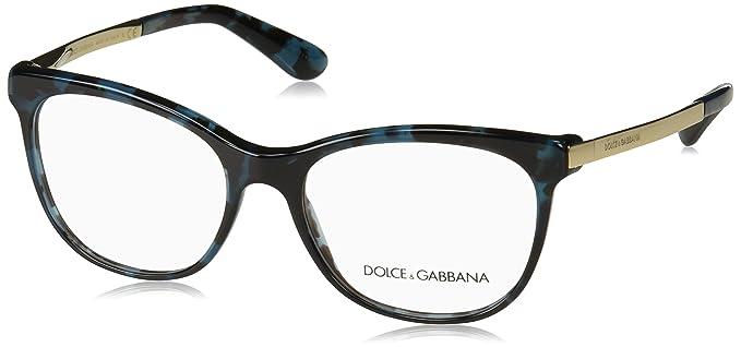 Amazon.com: Dolce & Gabbana dg3234 Lentes de la mujer, 54 ...