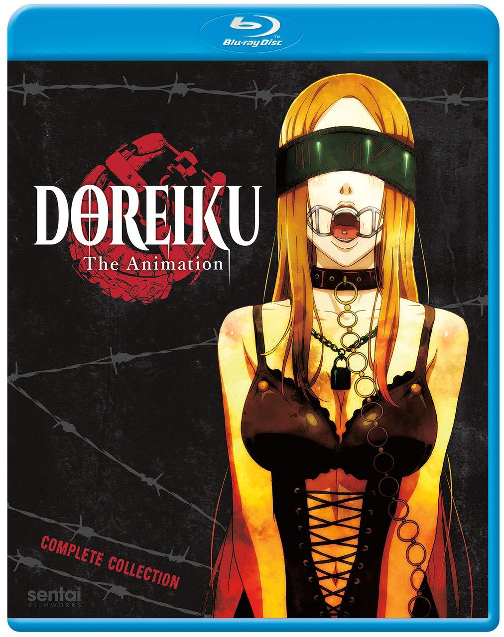 Doreiku The Animation Blu-ray (Dual Audio)