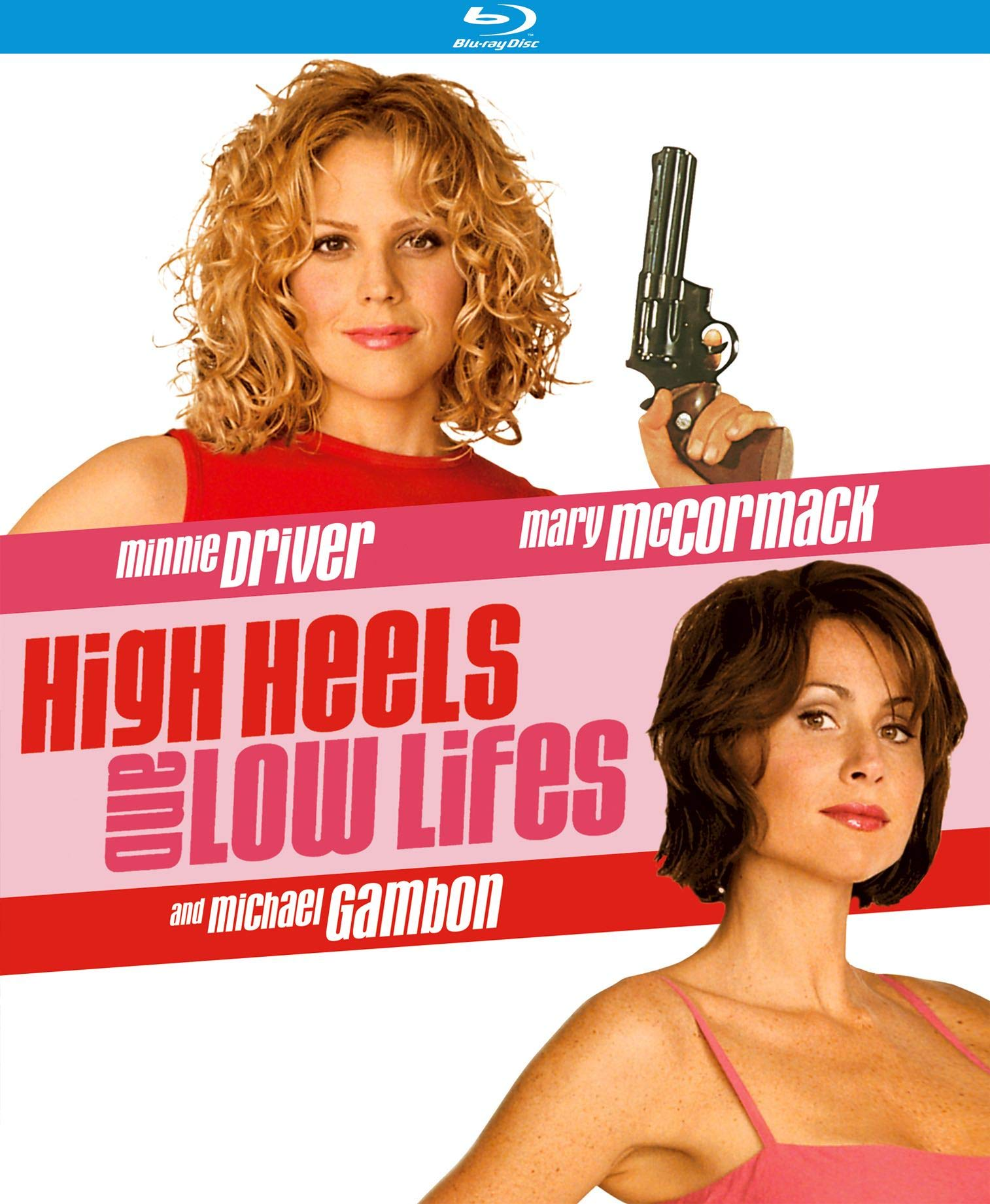 Blu-ray : High Heels And Low Lifes (Special Edition)