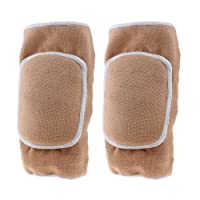 Unisex Breathable Thicked Crashproof Antislip Dance Volleyball or Other Sports Foam Cotton Kneepads Knee Support Knee Sleeves Brace Protector Pad Wrap tape for Volleyball Dancing