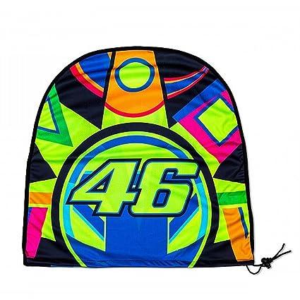 Amazon.com: Valentino Rossi VR46 moto GP Sun Moon bolsa de ...