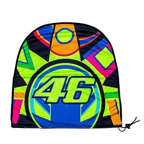 Valentino Rossi Vr46 Classic-Accessories 24x50 Scaldacollo Unisex Adulto Multicolore