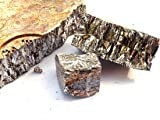 Bismuth Chunk (2 pounds | 99.99+% Pure) Raw Bismuth Metal | Great for Crystal Making by MS MetalShipper