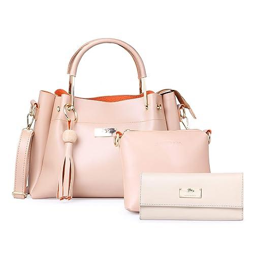 Shining Star Women s Girls Handbag with Sling Bag and clutch Combo  ST-004C-CLUTCH  Amazon.in  Shoes   Handbags dfc957d1f7