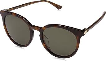 TALLA 55. Gucci gafas de sol para Hombre