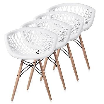 Esszimmerstühle Kunststoff makika retro stuhl design stuhl esszimmerstühle bürostuhl