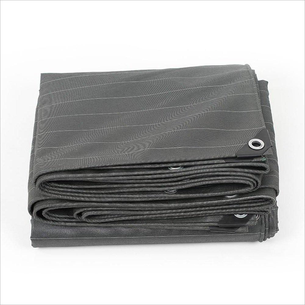 テントの防水シート 厚い防水布の防水透水日焼け止めの日除けの植物植物0.5mm、-560G/M²、19のサイズオプション それは広く使用されています (サイズ さいず : 3 x 6m) B07DK89664 3x 6m  3x 6m