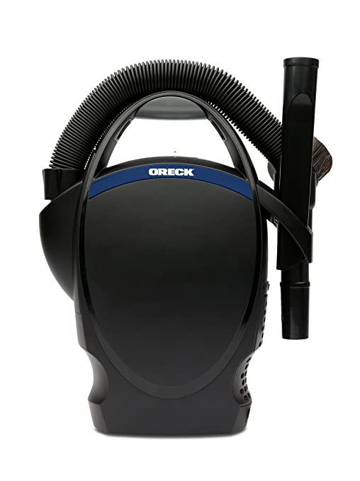 Amazon.com: Oreck Ultimate Handheld Bagged Canister Vacuum ...