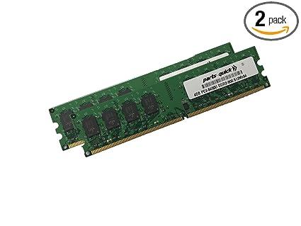 8GB (2 X 4GB) Memory for Intel DG41RQ Motherboard DDR2