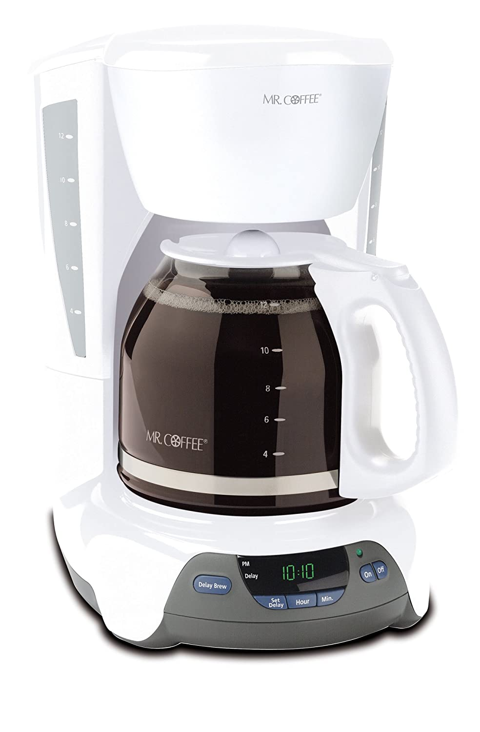 Mr. Coffee VBX23 12-Cup Programmable Coffeemaker, Black Correct SKU