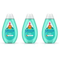 Johnson's No More Tangles Detangling Shampoo for Toddlers and Kids, Gentle No More Tears Formula, Hypoallergenic and…