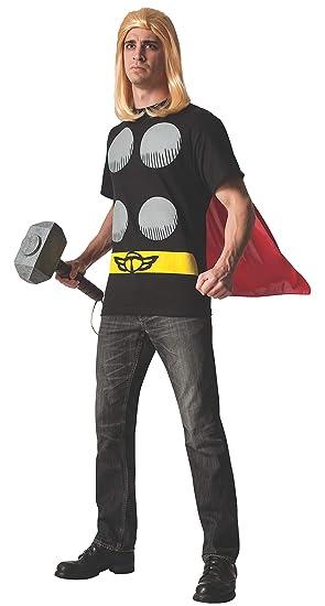 Kit disfraz de Thor para hombre: Amazon.es: Juguetes y juegos