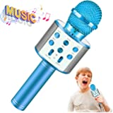 SEPHIX Musical Toys for 4-12 Year Old Boys Gifts, Children Bluetooth Karaoke Singing Microphone for Kids Toys Age 11 10…